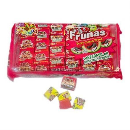 Alberts Frunas Fruit Chews Watermelon ( US)
